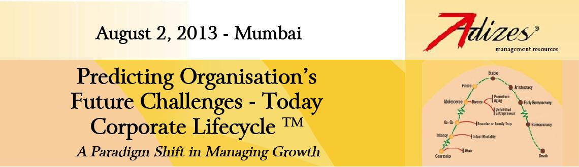 Book Online Tickets for Corporate Lifecycle Workshop - Mumbai, Mumbai. Are you experiencing