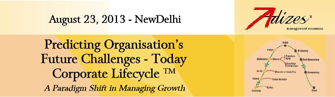 Mastering Change for Organisational Excellence - Delhi