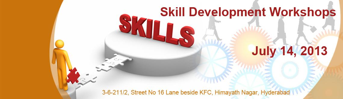Skill Development Workshops - July