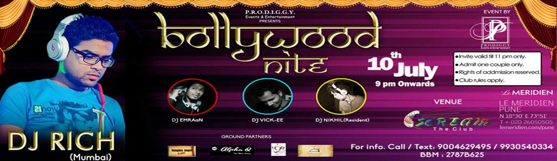 Book Online Tickets for ♫♫♫♫ BOLLYWOOD N, Pune. This is what we Always wait for And it\\\'s Finally HereNo Stiletto heels, Flip Flops Or No Ballet Flats..Get your Dancing Shoes ONN People...P.R.O.D.I.G.G.Y. Events & Entertainment Presents╔══════�