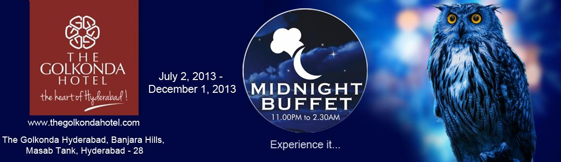 Midnight Buffet