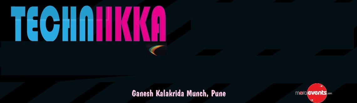 Technoforth Technologies Pvt.Ltd. presents Techniikka @ Pune