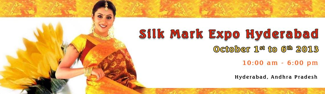 Silk Mark Expo Hyderabad