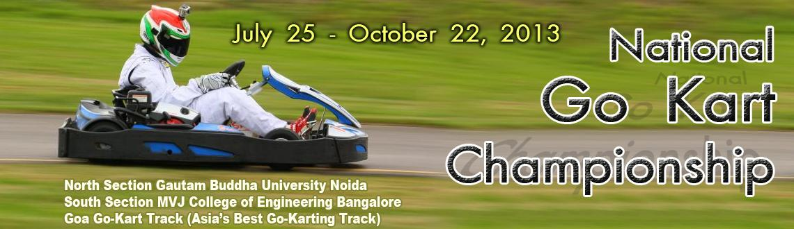Book Online Tickets for National Go Kart Championship, Bengaluru. Go-Kart, by definition, is a vehicle which has no suspension and no differential. They are usually raced on scaled down tracks, but are sometimes driven as entertainment or as a hobby by non-professionals. Karting is commonly perceived as the steppin