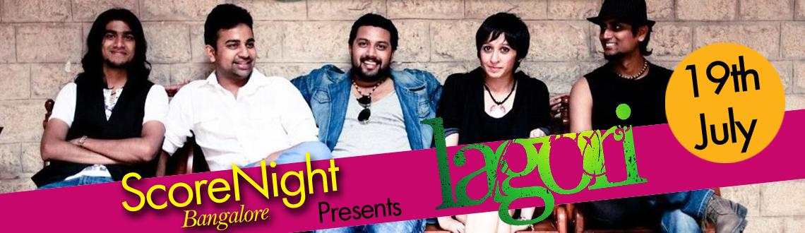 Book Online Tickets for Its Lagori on ScoreNight at Bak Bak Bar , Bengaluru. This ScoreNight we bring a band known for its musical agility (if there was such a term) and also for its spirited alacrity. Lagori, the Indian Folk/Classical/Fusion Rock band is here to bring out the same in you. The band consists of Tejas Shan