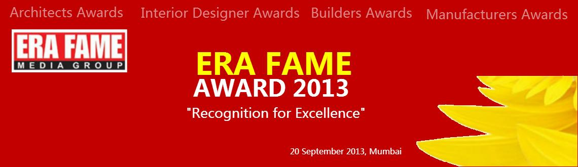 ERA FAME AWARDS 2013
