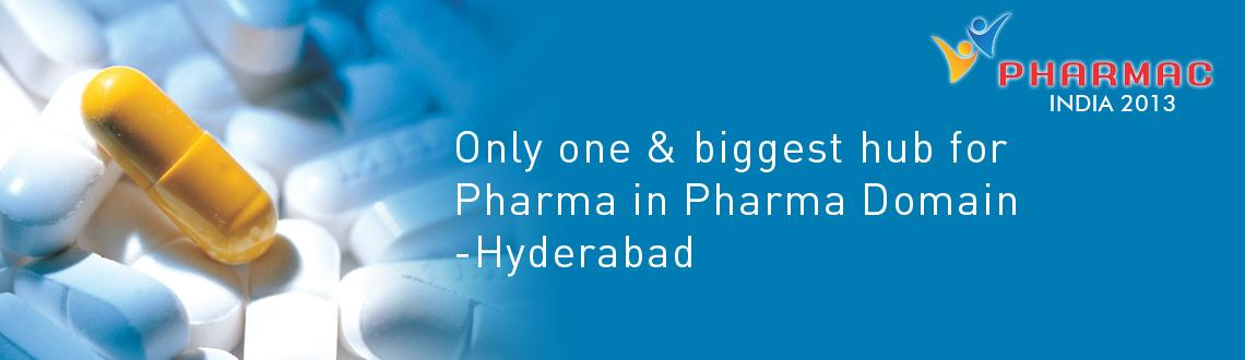Pharmac India @ Hyderabad