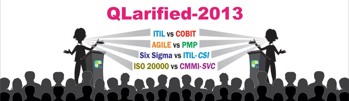 QLarified-2013 (National Level Debate Contest on IT Management Best practices)