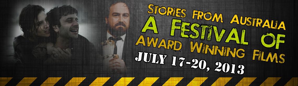 Stories from Australia – A Festival of Award Winning Films