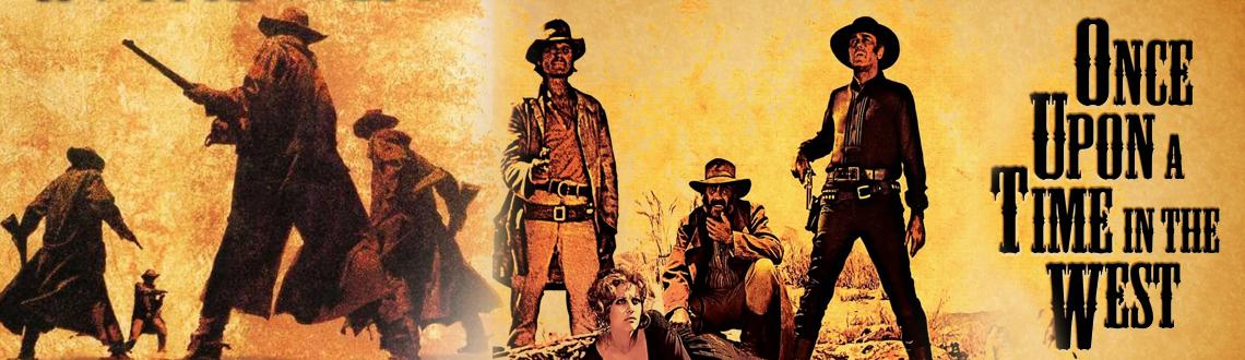 Book Online Tickets for Cera Una Volta Il West (Once upon a time, NewDelhi. Screening of the film \\\'C\\\'era Una Volta Il West (Once upon a time in the west)\\\'.The epic story of a mysterious stranger with a harmonica who joins forces with a notorious desperado to protect a beautiful widow from a ruthless assassin; the yo