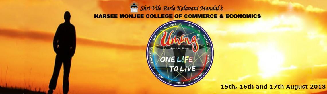 UMANG-ONE LIFE TO LIVE