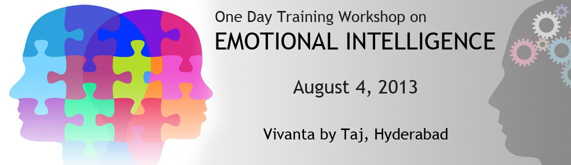 One Day Training Workshop on Emotional Intelligence for Effective Team Management & Conflict Resolution