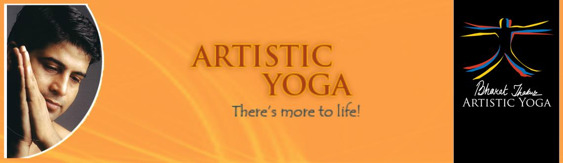 Book Online Tickets for Artistic Yoga, Mumbai.