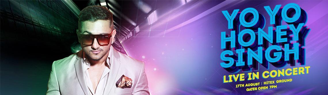 YO YO Honey Singh Live in Concert