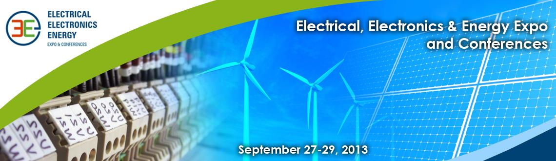 Electrical, Electronics & Energy Expo and Conferences Hyderabad