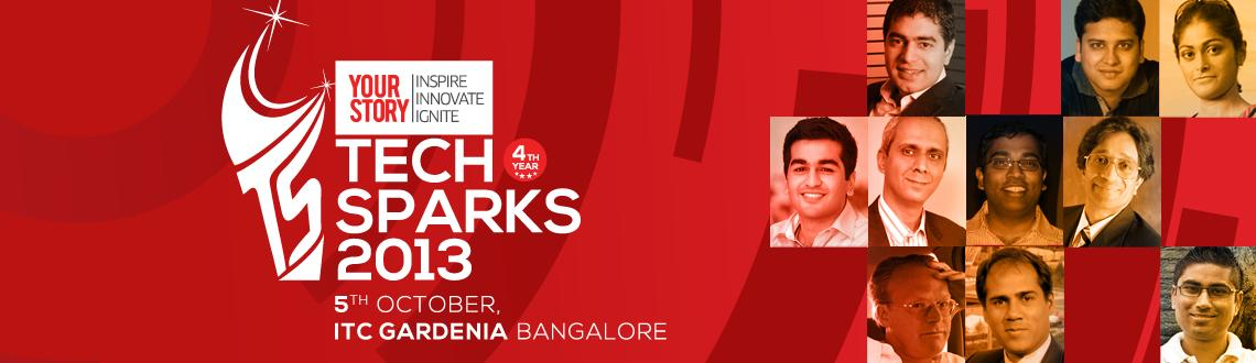 TechSparks Grand Finale - Bangalore