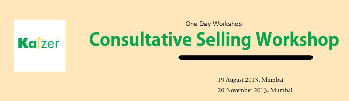 Consultative Selling Workshop