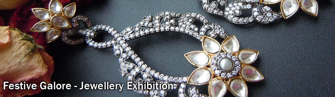 Book Online Tickets for Festive Galore - Jewellery Exhibition, Lucknow. Dusky orchid brings to you the finest there is in contemporary jewels. Adorning you with its styles. Making you shine and glitter where ever you maybe.