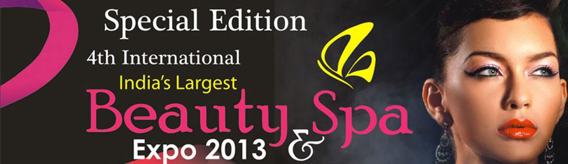 Book Online Tickets for Beauty And Spa Expo 2013, NewDelhi. Beauty & Spa Expo 2013, India is definitely a must-visit event with enormous different Product Categories, five (5) Exhibit Zones, and an exciting lineup of industry Competition and live back-to-back educational Stage & Seminar Programs all u