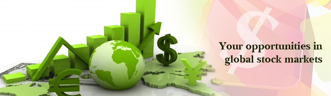 Book Online Tickets for Your opportunities in GLOBAL Stock Marke, NewDelhi. If you are interested in learning how to trade FOREX, Stocks, Derivatives, Futures or Commodities, please come and join our Free 2 hours Trading Seminar. In this seminar, you will get an opportunity to learn the fundamentals of trading in global stoc