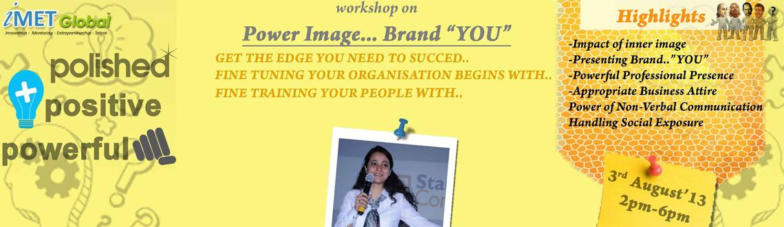 Power Image Brand You