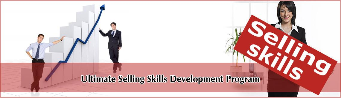 Book Online Tickets for Ultimate Selling Skills Development Prog, Hyderabad. Dear Sales Professionals