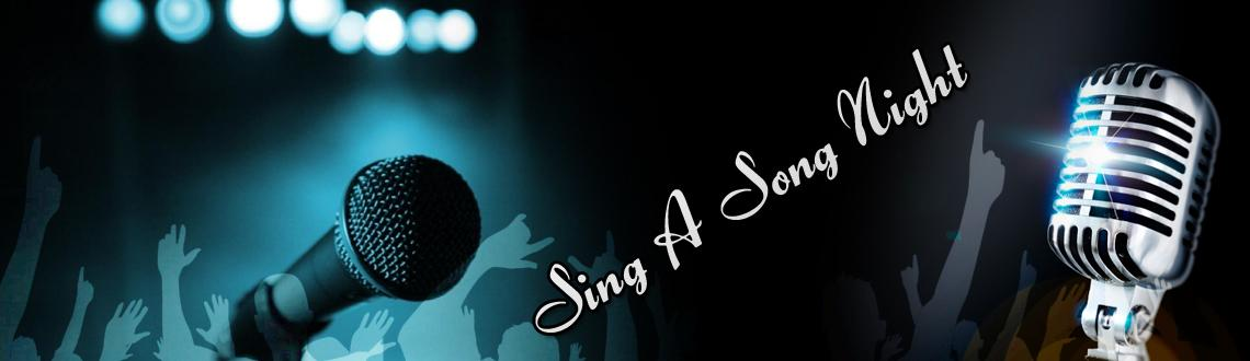 Book Online Tickets for Sing A Song Night, Mumbai. 