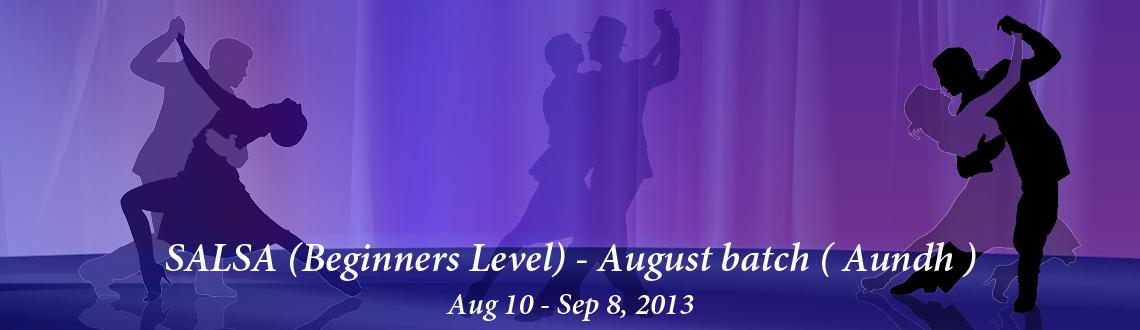 SALSA (Beginners Level) - August batch ( Aundh )
