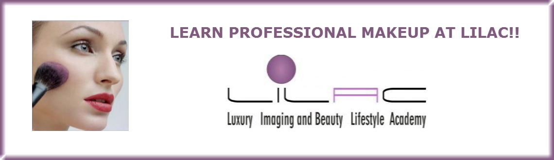 LEARN PROFESSIONAL MAKEUP AT LILAC!!