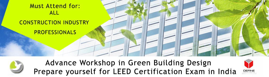 Advance Workshop on Green Building Design