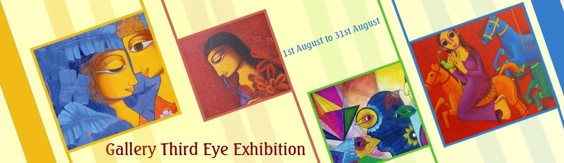 Book Online Tickets for ARTISTIC CREATIONS, Bangalore, Bengaluru. ARTISTIC CREATIONS- (Artist of the Month: Prakash Deshmuk & Satwant Sayan)   Gallery Third Eye is an art gallery with a difference. It focuses on vibrancy, sens