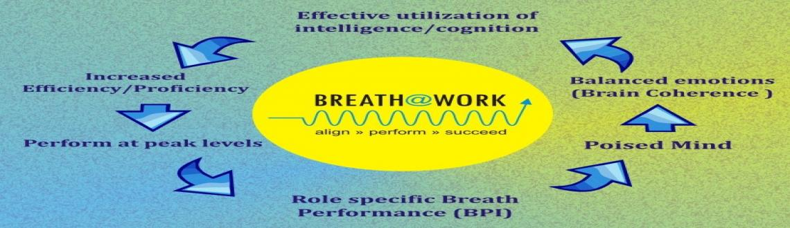 Book Online Tickets for BREATH @ WORK, Chennai. Innovative Services aims and believes in touching lives of people personally by helping them discover their ability to get more out of life.  Hence we ventured into  the field of Public Workshop. We already have two successful eve
