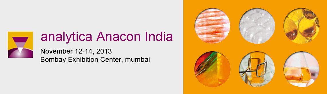 Analytica Anacon India 2013