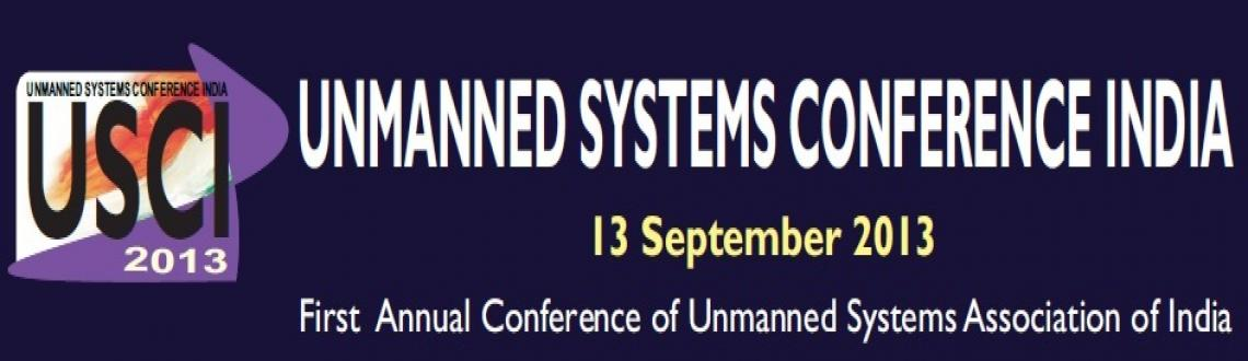 Unmanned Systems Conference India 2013