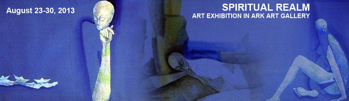 Book Online Tickets for Spiritual Realm - Art Exhibition in Ark , Pune. Spiritual Realm is an art exhibition of paintings by Artist Remesh Thorat. This renowned Pune based artist has been creating fascinating canvases by using oil colors and mix media from past 20 years and have displayed his works on many solo exhibitio