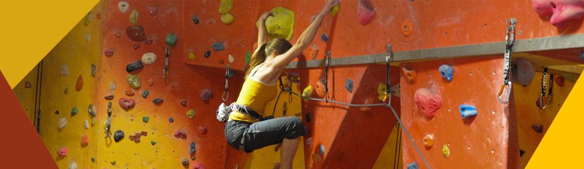 Indoor Climbing Redpoint - Workout to climb better