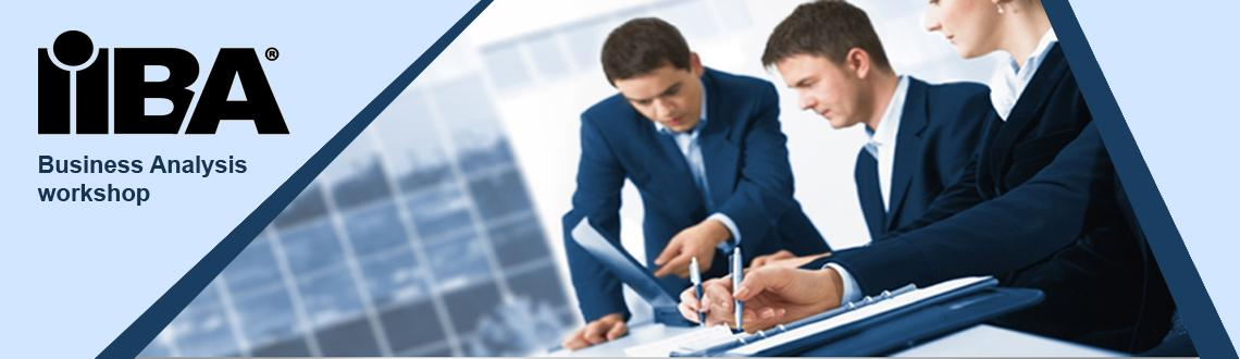 Book Online Tickets for IIBA Endorsed Business Analysis workshop, Gurugram.   (3 Days Classroom session and 3 Days Online training on Business Analysis Skills and Concepts) Hurry Register before 10th Sept 2013  to get an attractive Early Bird Discount   Register with a group and get 15% discount on the course fee