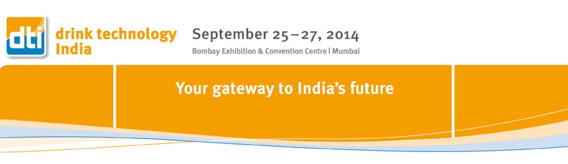 Drink Technology India 2014