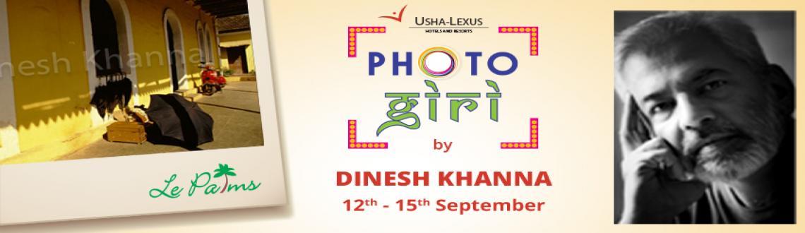Photogiri workshop with Dinesh Khanna