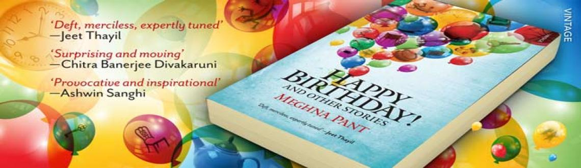 Book Online Tickets for Book Launch of Meghna Pant, Pune. About the Author:  Meghna Pant is the award-winning author of Happy Birthday! (July 2013, Random House) and One & A Half Wife (May 2012, Westland).   Jeet Thayil has described her writing as 'deft, merciless, expertly-tuned', Ashwin Sa