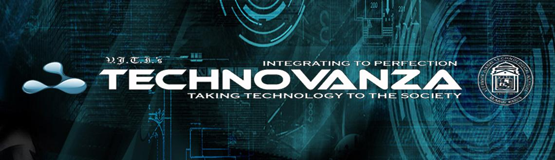 Book Online Tickets for Technovanza 13, Mumbai. TECHNOVANZA