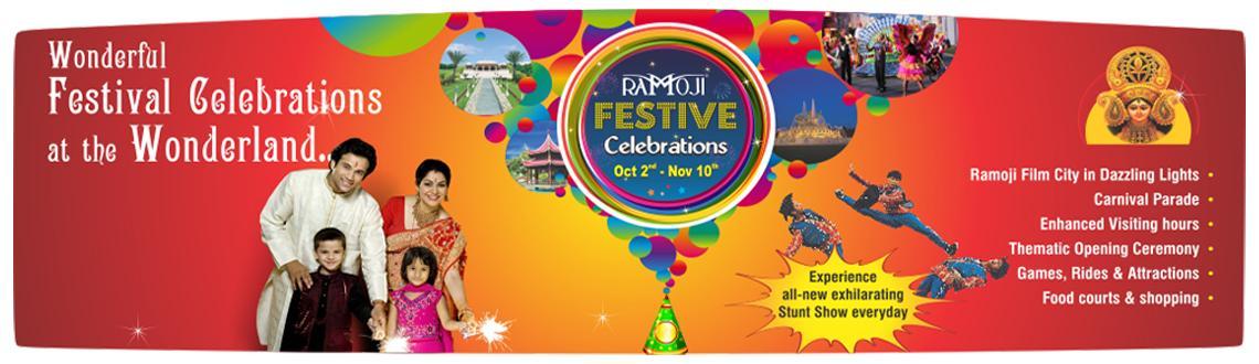 Ramoji Festive Celebrations 2013