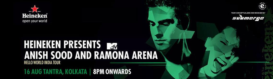 Heineken Presents Anish Sood & Ramona Arena