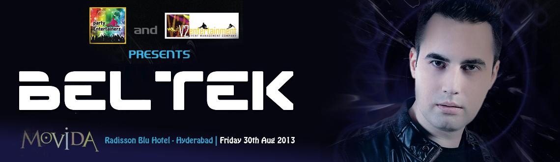 Book Online Tickets for Beltek @ Movida, Hyderabad. Martin Bijelić, known professionally as Beltek, is an electronic dance music (EDM) DJ, producer and remixer who specializes in progressive house and electro house.