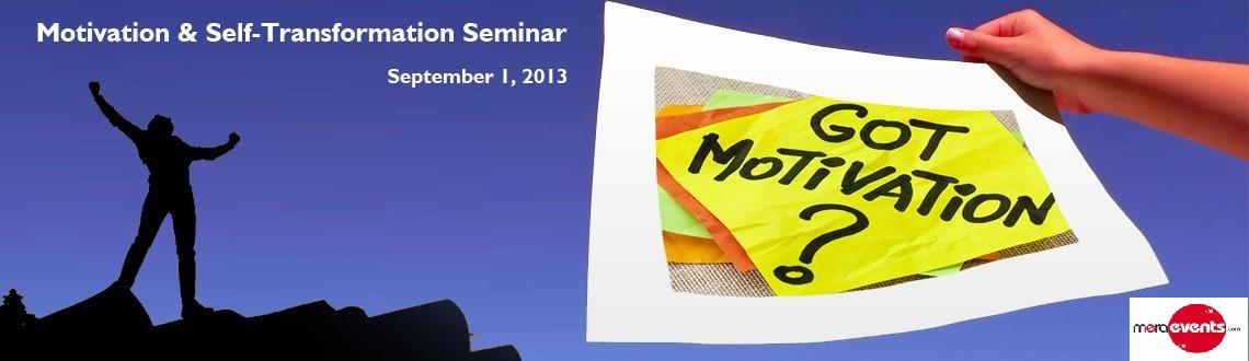 Motivation & Self-Transformation Seminar