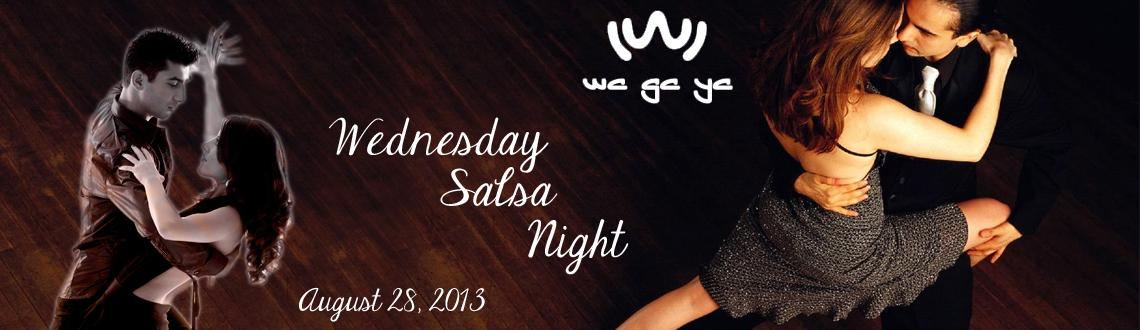 Book Online Tickets for Wednesday Salsa Night @ Wagaya, Pune. The most Scintillating Salsa Party in Pune .See you Dancers, Enthusiasts, Wagaya Lovers at the WAGAYA Rooftop this Wednesday Night as we dance to celebrate the countdown to Independence Day Salsa Style !For more info:Phone020-26608888 , +91841100687
