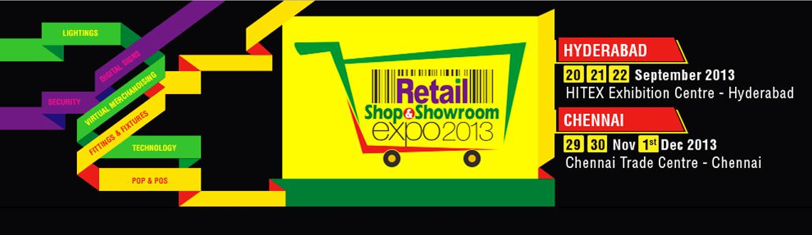Book Online Tickets for Shop & Showroom Expo - Hyderabad, Hyderabad. Shop & Showroom Expo - Hyderabad will provide a platform for the Store Branding & Store Signage professionals in generals and advertising agencies. This exhibition will showcase the latest trends invading the retail sign market. It is an inte