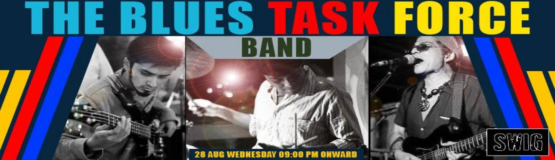 Book Online Tickets for SWIG presents THE BLUES TASK FORCE BAND!, Pune. Howdy!We end the August live edition with Pune's super artistic Trio doing a live mash up of some Blues to Funk, Reggae to Caribbean tunes with a few surprise guest acts joining the party!Drop by… Tune in!THE BLUES TASK FORCE BAND:Formed