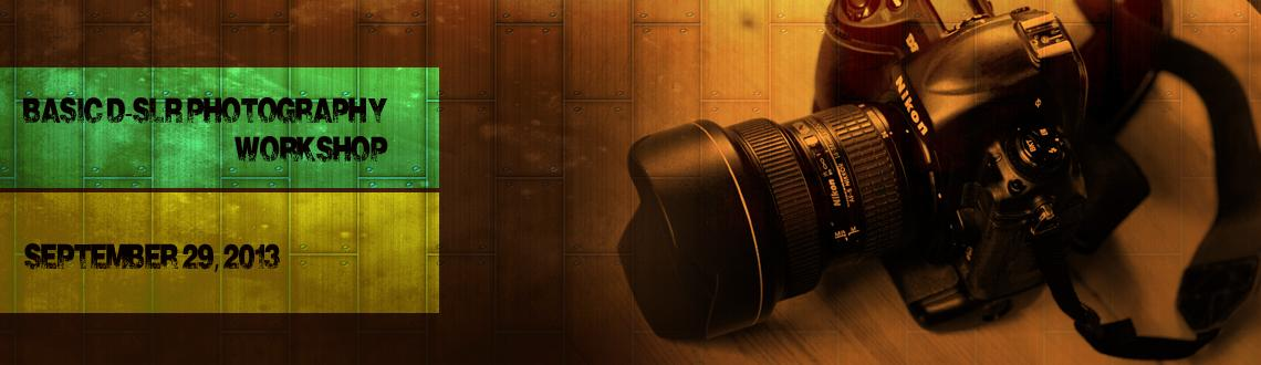 Basic D-SLR Photography Workshop at Ludhiana