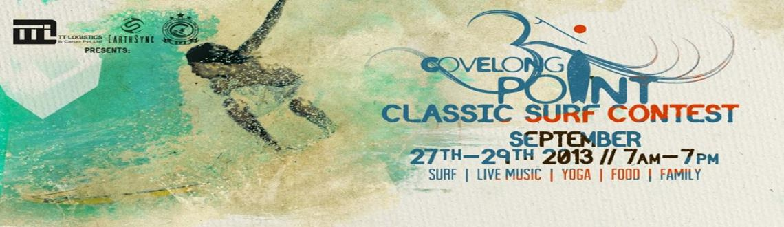 Covelong Point Classic - Open Surf Contest